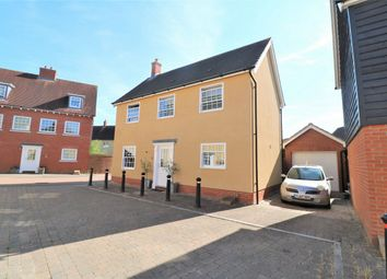 Thumbnail 4 bed detached house for sale in Carlton Mews, Wivenhoe, Colchester, Essex