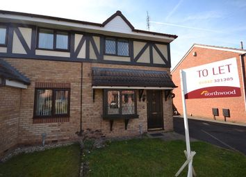 2 bed semi-detached house to rent in Minstrel Close, Abram, Wigan WN2.