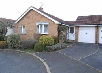 Thumbnail 2 bed detached bungalow for sale in Ashley Meadows, Haslington, Crewe, Cheshire