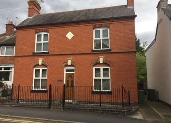 Thumbnail 3 bed detached house to rent in Castle Road, Kirby Muxloe