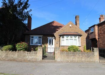 Thumbnail 3 bed detached bungalow for sale in Sandford Road, Mapperley, Nottingham