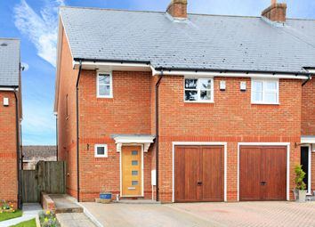 Thumbnail 3 bed end terrace house to rent in Fryers Close, Kings Worthy