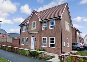 Thumbnail 3 bed detached house for sale in 9, Rimmer Grove, Elworth, Sandbach, Cheshire