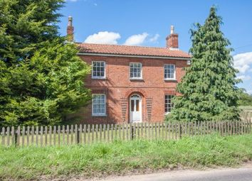 Thumbnail 4 bed detached house for sale in Dereham, Norfolk