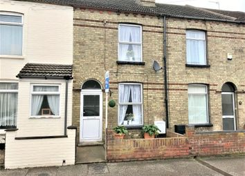 Thumbnail 3 bedroom terraced house for sale in Kimberley Road, Lowestoft