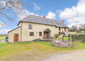 Clawton, Holsworthy EX22. 4 bed detached house for sale