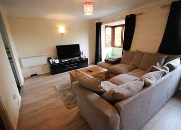 Thumbnail 2 bed flat to rent in Manor Court, Church Crookham, Fleet