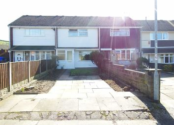 Thumbnail 2 bed town house to rent in Eaveswood Road, Abbey Hulton, Stoke-On-Trent