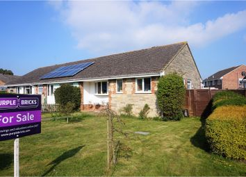 Thumbnail 2 bed semi-detached bungalow for sale in Kinchington Road, Newport