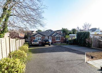 Thumbnail 2 bed semi-detached bungalow for sale in Wimborne Road, Moordown, Bournemouth