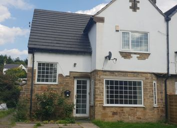 Thumbnail 3 bed terraced house to rent in Bradford Road, Keighley, West Yorkshire