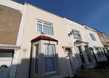 Thumbnail 3 bedroom terraced house to rent in Glen Park, Eastville, Bristol