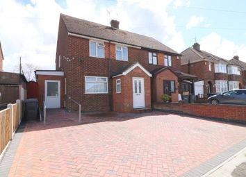 Thumbnail 5 bed semi-detached house for sale in Wingate Road, Luton, Bedfordshire