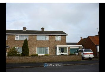 Thumbnail 3 bed semi-detached house to rent in George Street, Mablethorpe