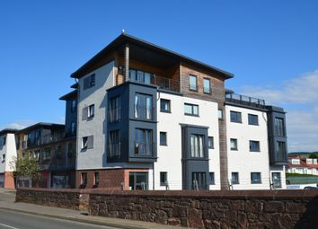 Thumbnail 3 bed duplex for sale in Riverside View, Balloch Road