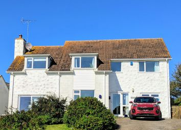 Thumbnail 4 bed detached house for sale in St. Pirans Way, Perranuthnoe, Penzance, Cornwall.