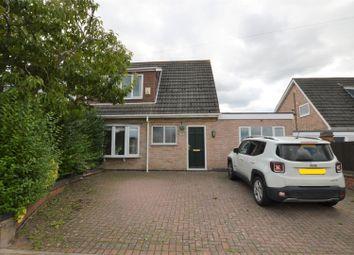 Thumbnail 3 bed semi-detached house for sale in Fenton Crescent, Measham, Swadlincote