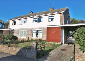 Thumbnail 3 bed semi-detached house for sale in Gordon Road, Dovercourt, Harwich