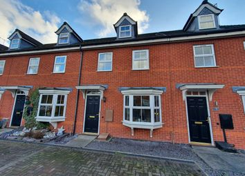 Thumbnail 3 bed town house for sale in Blueberry Way, Derbyshire, Woodville
