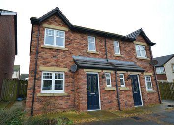 Thumbnail 3 bed detached house for sale in Leander Close, Whitehaven, Cumbria