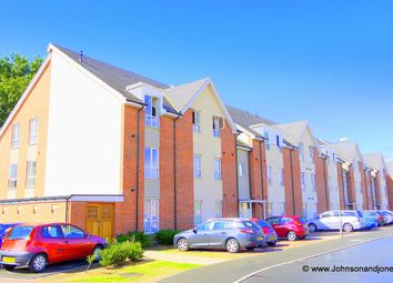 Thumbnail 2 bed flat to rent in Harrow Close, Chertsey