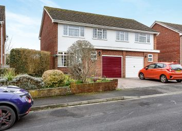 Thumbnail 3 bed semi-detached house to rent in Furneaux Gardens, Fareham