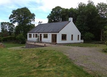 Thumbnail 3 bed detached bungalow for sale in Druimandarroch, Meikle Richorn, Dalbeattie