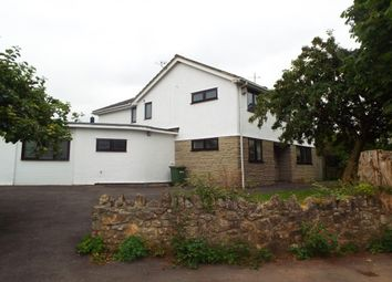 Thumbnail 4 bed detached house to rent in Stocks Lane, North Wootton, Shepton Mallet