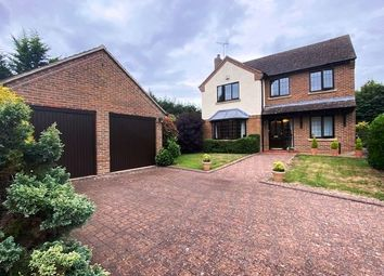 4 bed detached house for sale in Stewart Close, Moulton, Northampton NN3