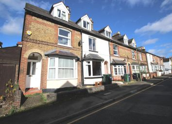 Thumbnail 2 bed end terrace house to rent in Doods Road, Reigate