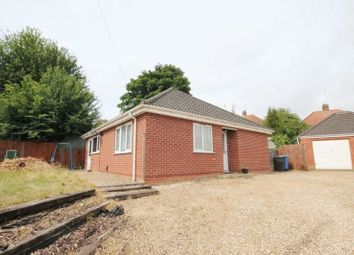 Thumbnail 2 bedroom detached bungalow to rent in Lusher Rise, Norwich
