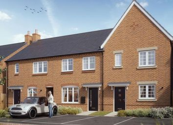 Thumbnail 3 bed detached house for sale in The Carlton, Midland Road, Swadlincote
