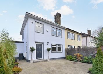 Thumbnail 4 bed semi-detached house for sale in Durnsford Road, Bounds Green, London