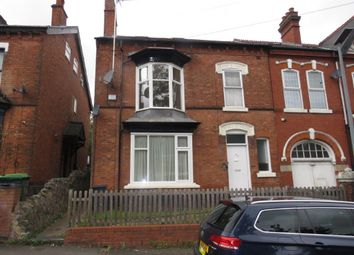 Thumbnail 2 bed flat for sale in Edgbaston Road, Smethwick