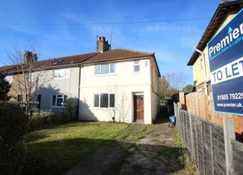 Thumbnail 3 bed semi-detached house to rent in Donnington Bridge Road, Oxford