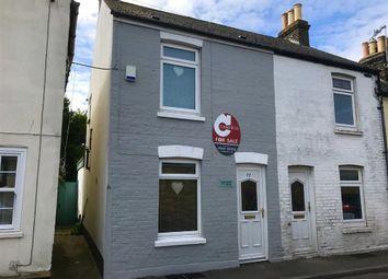 Thumbnail 2 bedroom end terrace house for sale in Chapel Road, Ramsgate, Kent