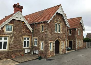 Thumbnail 2 bed flat for sale in Meadows Close, Portishead, Bristol