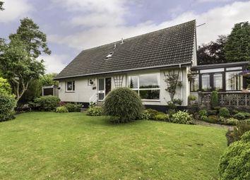 Thumbnail 5 bed detached house for sale in Cairn Road, Northmuir, Kirriemuir, Angus