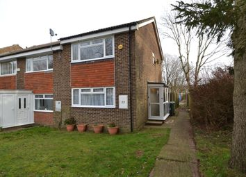 Thumbnail 3 bed terraced house for sale in Autumn Glade, Chatham