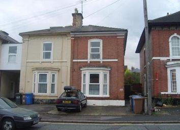 Thumbnail 1 bedroom flat to rent in Uttoxeter New Road, Derby