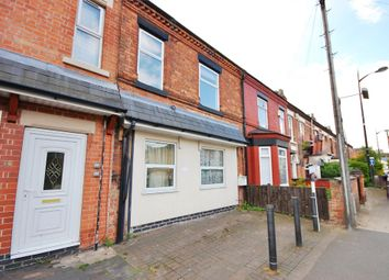 Thumbnail 2 bed flat to rent in Moor Street, Netherfield, Nottingham