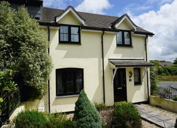 Thumbnail 3 bed semi-detached house for sale in Beechwood Drive, Camelford