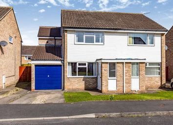 Thumbnail 2 bed semi-detached house for sale in Carradale Close, Eaglescliffe, Stockton-On-Tees
