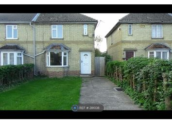 Thumbnail 3 bed semi-detached house to rent in Cam Causeway, Cambridge