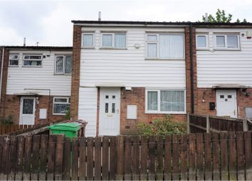Thumbnail 2 bedroom terraced house for sale in Newmarket Road, Nottingham