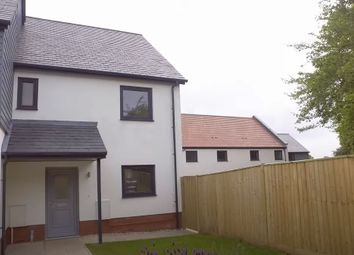 Evans Field, Budleigh Salterton EX9. 3 bed end terrace house