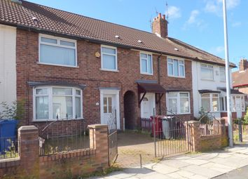 Thumbnail 3 bed terraced house for sale in Lincombe Road, Huyton, Liverpool