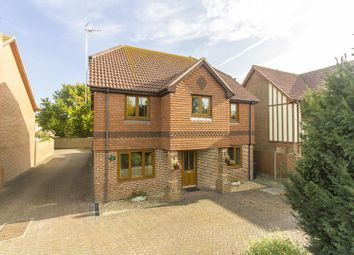 Thumbnail 4 bed detached house for sale in Ramsgate Road, Broadstairs