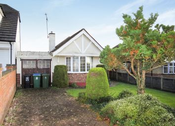 Thumbnail 2 bedroom detached bungalow for sale in Wimborne Grove, Nascot Wood, Watford