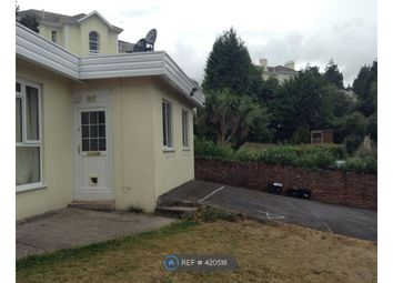 Thumbnail 1 bed flat to rent in St. Agnes Lane, Torquay